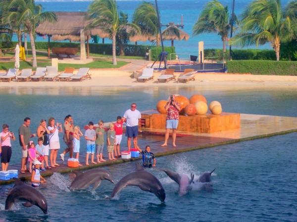 Dreams Cancun An AllInclusive Family Resort Totem Travel - Cancun all inclusive family resorts