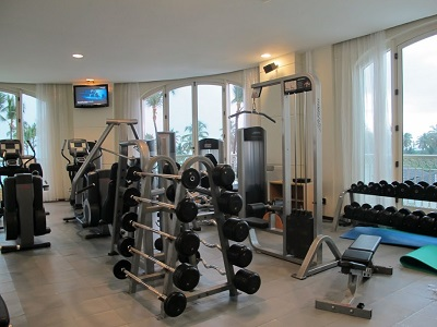 fitness center resize