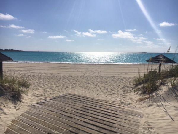 SEB beach