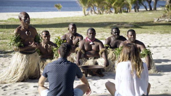 Yasawa kava ceremony