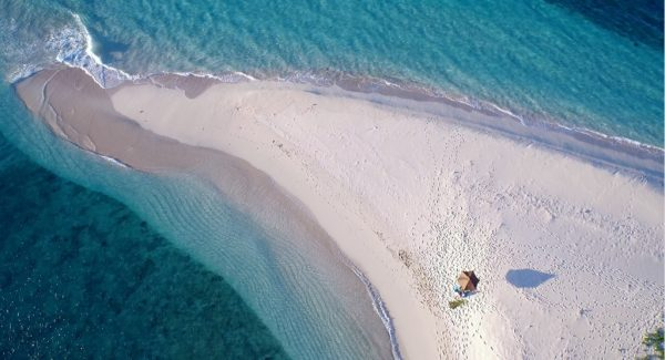 Yasawa private beach
